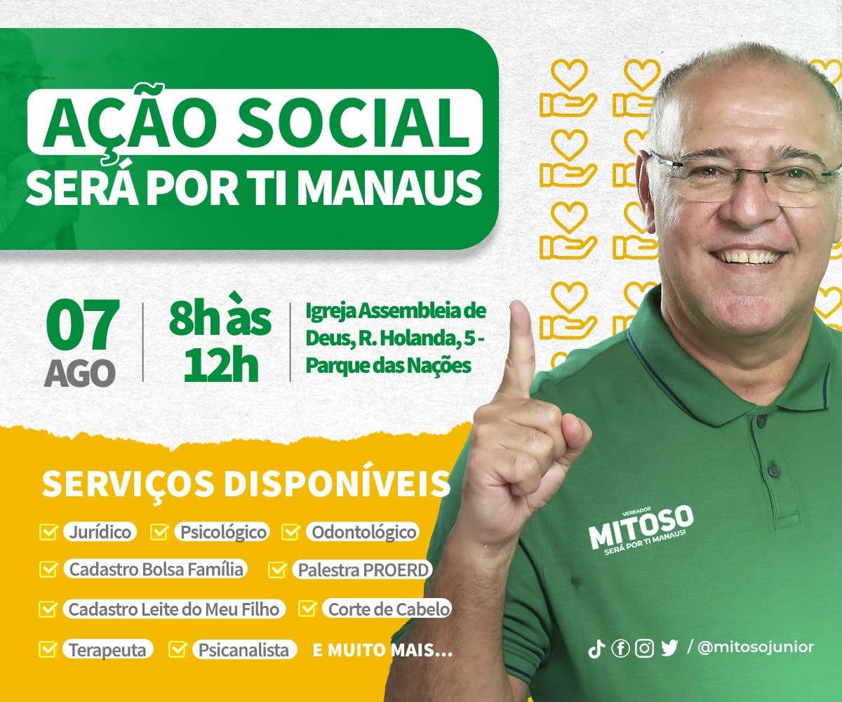 3ª AÇÃO SOCIAL