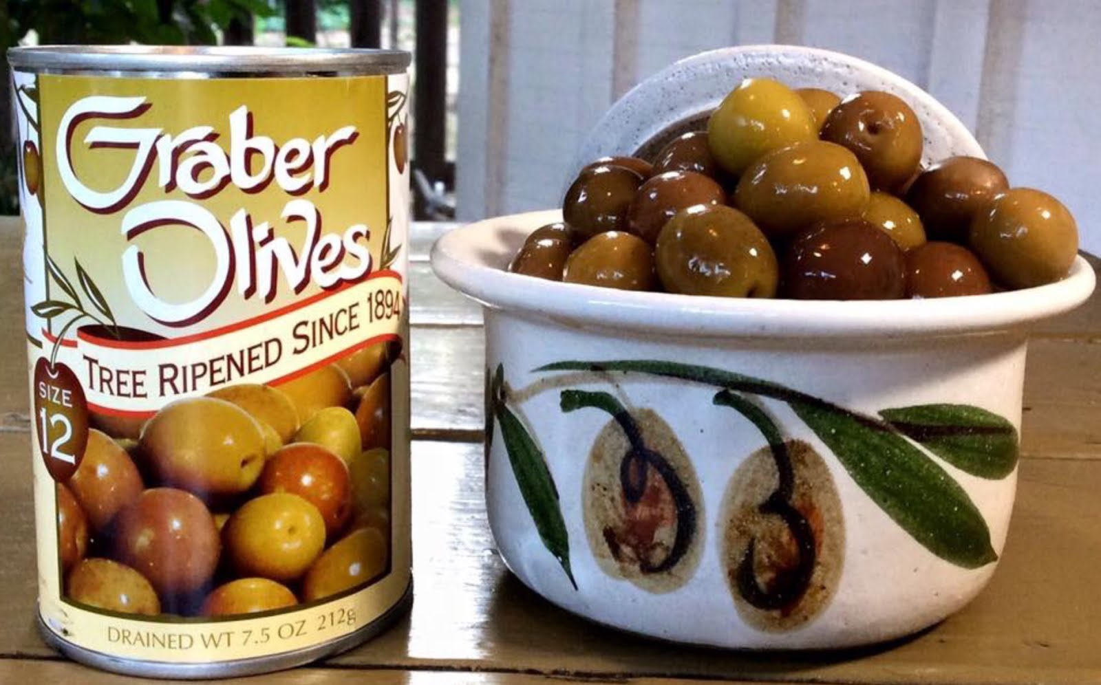 The Benefits of Eating Olives