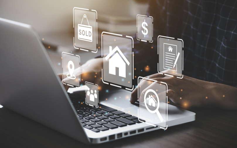plataforma de bienes raices licencia Adobe Stock para homodigital