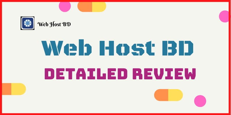 Web Host BD detail review