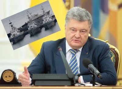 ΡΩΣΣΙΑ - ΟΥΚΡΑΝΙΑ :Ο Ποροσένκο υπέγραψε στρατιωτικό Νόμο!