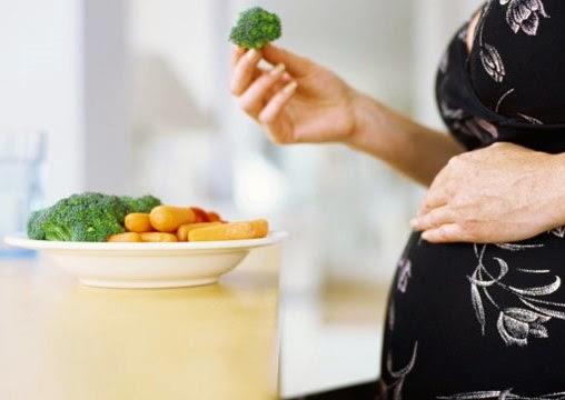 pantangan makanan ibu hamil