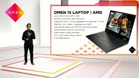 Laptop HP OMEN 15