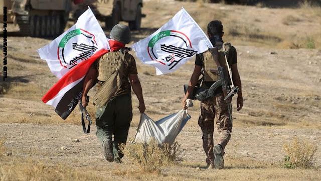 غارة جوية فجر السبت تستهدف موكبا للحشد الشعبي شمال بغداد