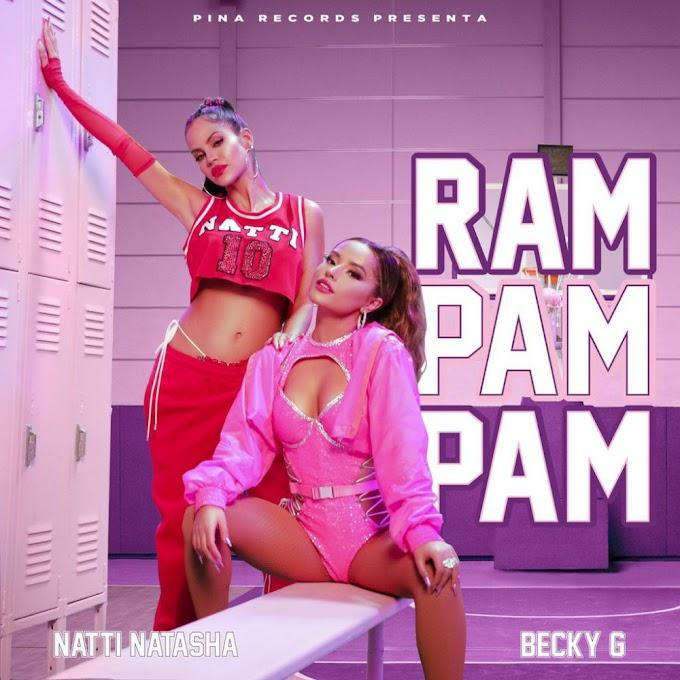 NATTI NATASHA & BECKY G - RAM PAM PAM