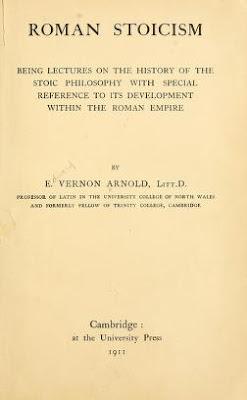 Roman Stoicism 1911