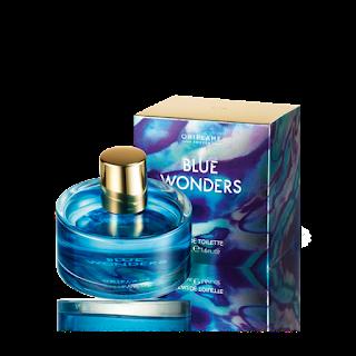 Γυναικείο Άρωμα Blue Wonders EdT 50ml Κωδικός: 32454 Δίνει Βonus Ρoints: 11