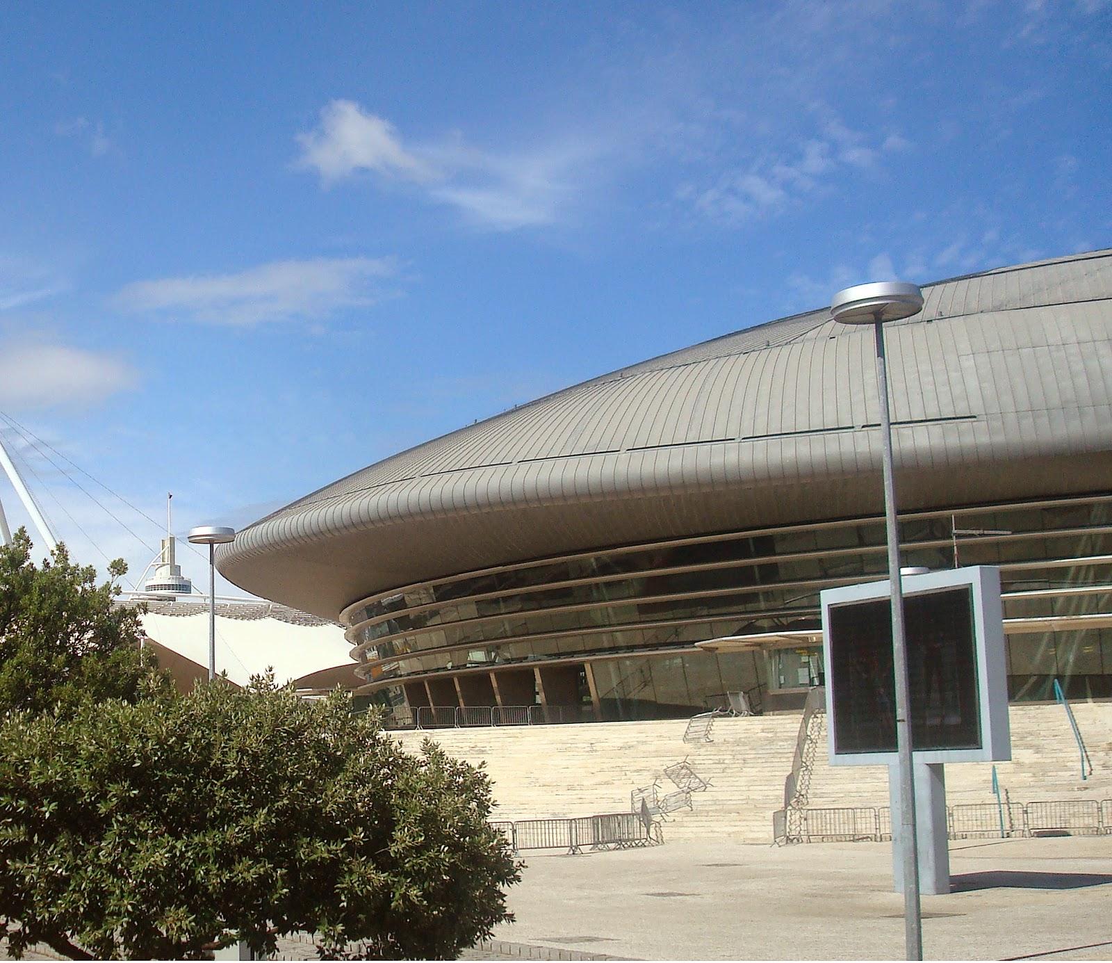 Atlantic Pavilion, Lisbon, Portugal