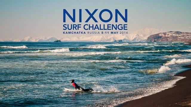 NIXON SURF CHALLENGE 2014 KAMCHATKA RUSSIA