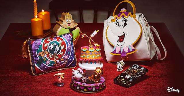 日本 Disney Store「Be Our Guest 2020」系列商品將於2020年4月21日起發售, Beauty and the Beast, 美女與野獸