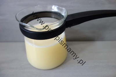Domowe mleko skondensowane
