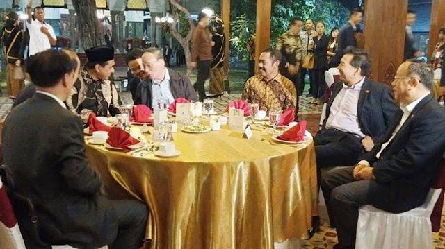 Wapres China Wang Qishan Kunjungi Kampung Halaman Jokowi