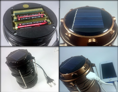 Solar Camping LED