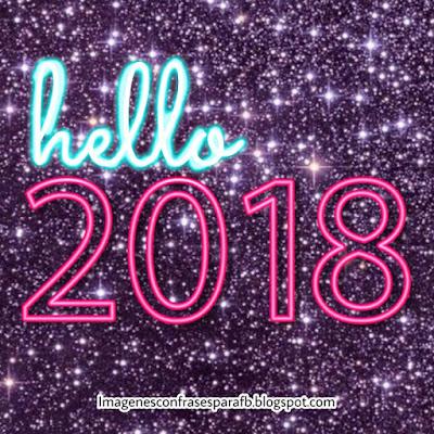 Feliz 2018 para ti.