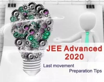 JEE Advanced 2020 Preparation Tips