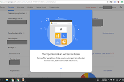 Google AdSense Kini Berubah Tampilan Baru, Menjadi Material Design