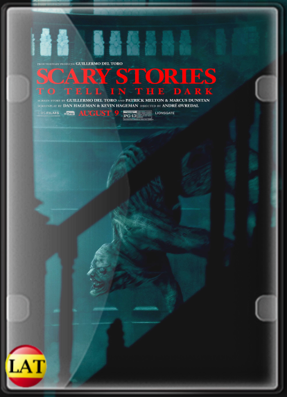 Historias de Miedo Para Contar en la Oscuridad (2019) DVDRIP LATINO