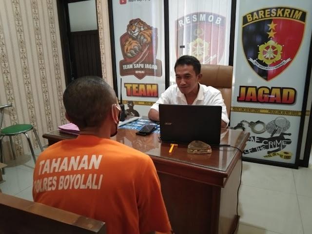 Rampok Tukang Ojek, Residivis Kali Tulang Disikat Tim Sapu Jagad