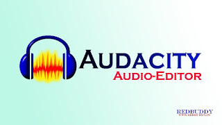 Audacity Audio Software - Download Free Audio Editor - Redbuddy