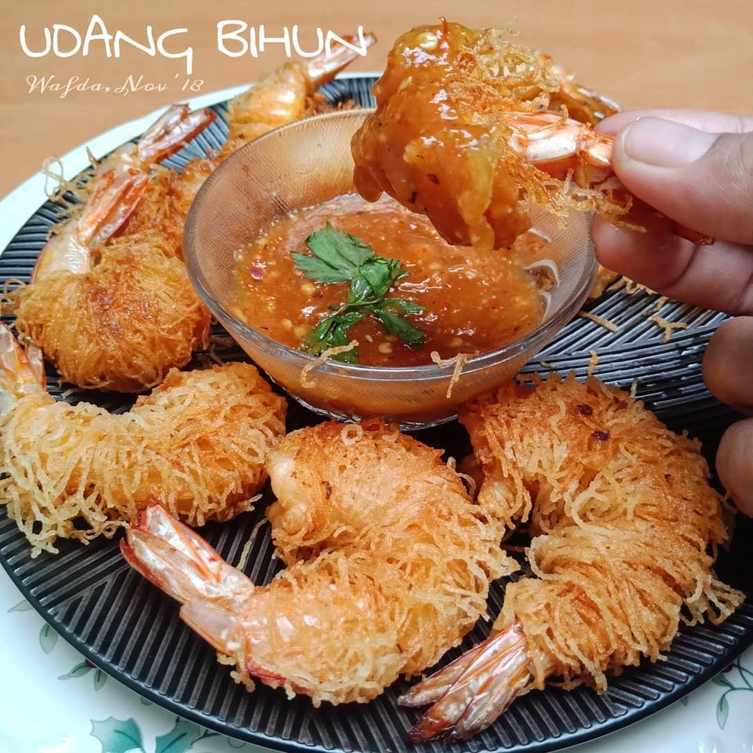 Download Wallpaper Resep Udang Goreng Bihun by Dapurwafda