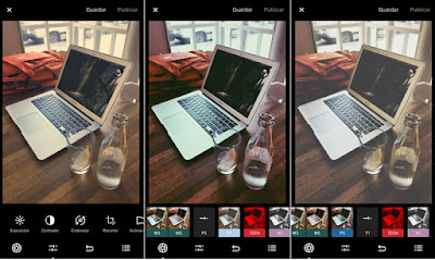 Best professional image editing applications on the Android operating system