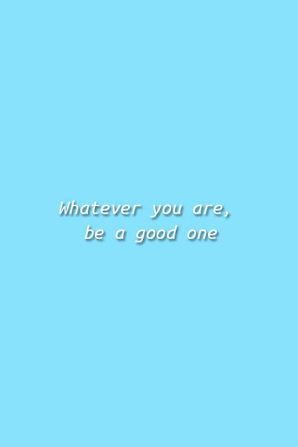 cute quotes aesthetic blue
