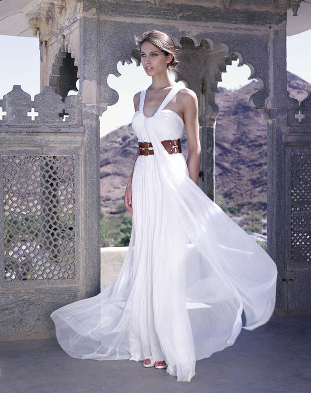 Amanda Wakeley Wedding Dresses Bridal Collection Lookbook