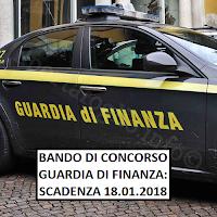 requisiti per concorso pubblico guardia di finanza 2018