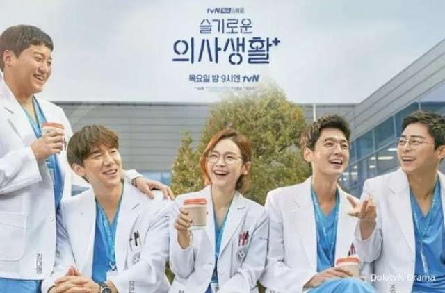 Daftar Drama Korea Teraru dengan Rating Tertinggi