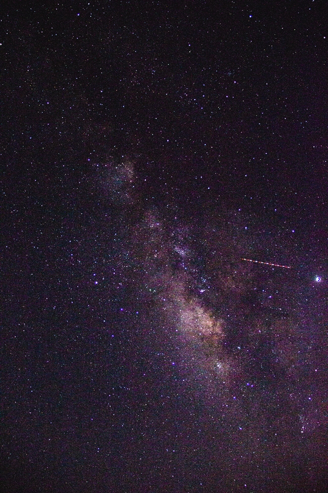 My First Milky Way Photography Experience | Work Travel Shoot