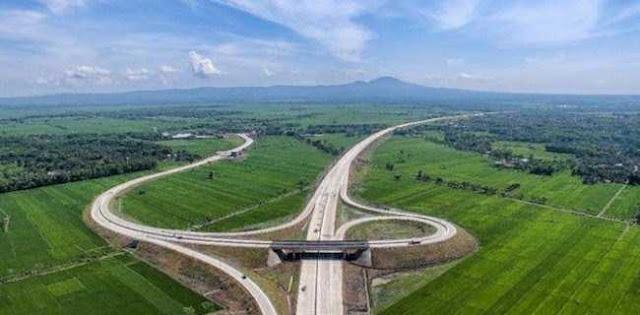 Realitas Infrastruktur Jalan Tol Indonesia