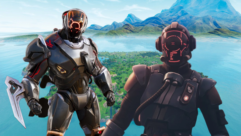 hd image Visitor Volta Fortnite wallpapers