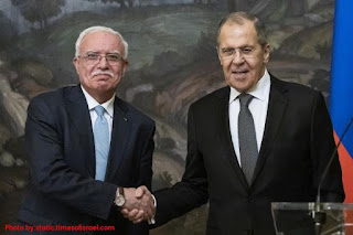 Ready to promote Israeli-Palestinian dialogue: Russian FM