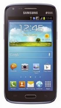 spesifikasi Samsung Galaxy Core 2 Duos
