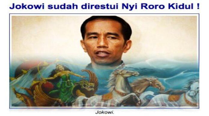 Sebut Jokowi Direstui Kanjeng Ratu Kidul Jadi Pemimpin RI, Gus Robin: Beliau Apa Adanya dan Luwes Hatinya