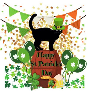 Happy St Patrick's Day Banner ©BionicBasil®