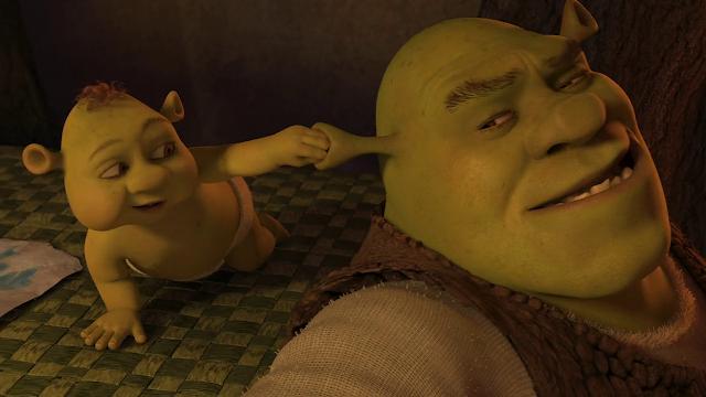 Shrek the Third 2007 Dual Audio Hindi 720p BluRay