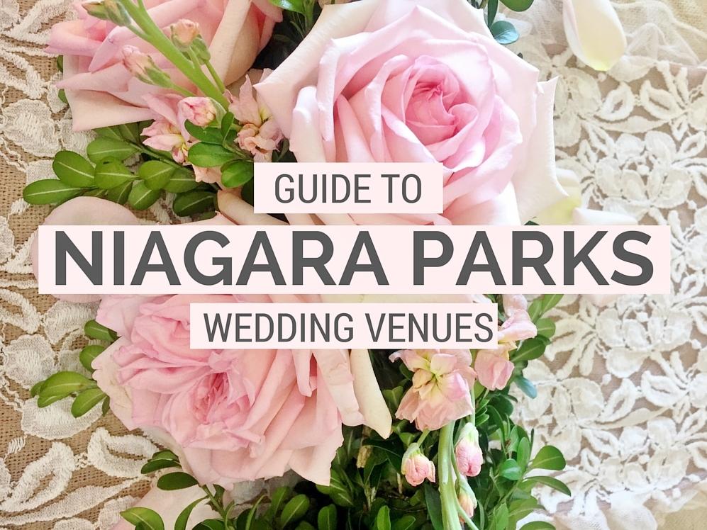 Wedding Venues At Niagara Parks