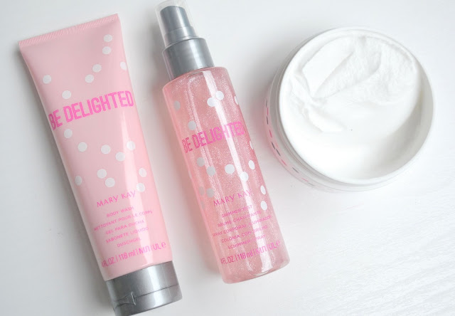 Mary Kay Be Delighted Holiday Collection Review