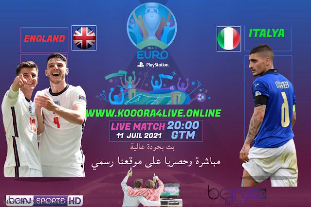 ITALYA VS ENGLAND