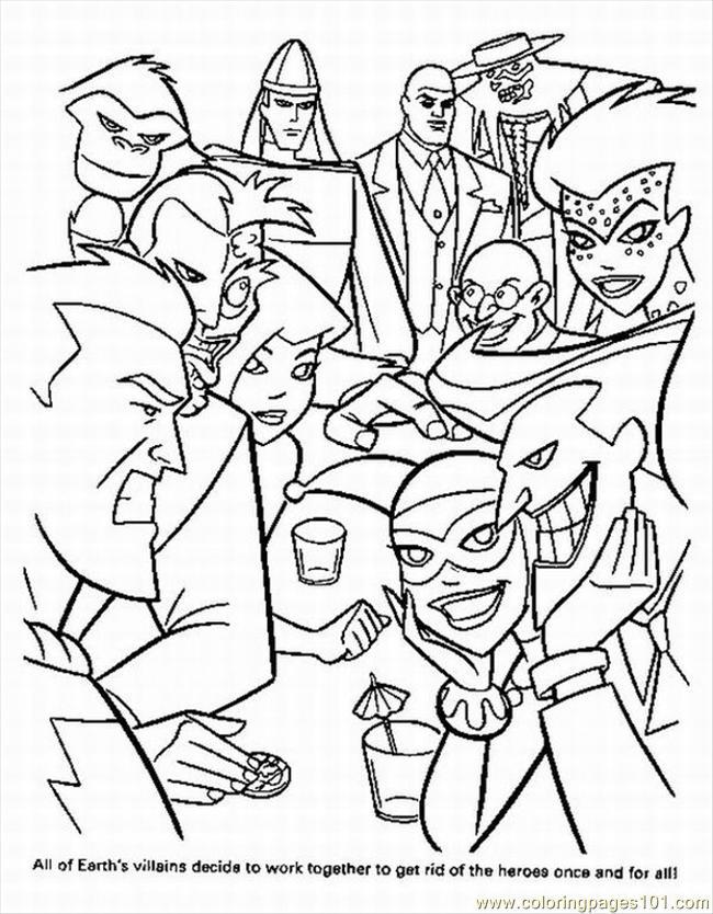 Printable superhero coloring pages superhero coloring pages for Superheroes coloring pages to print