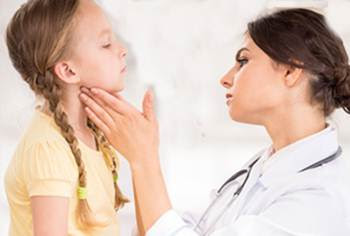 Mumps treatment in Child