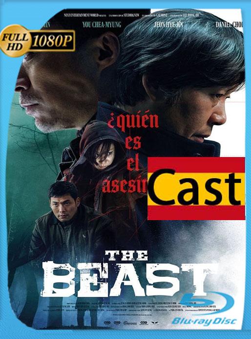 The Beast (2019) 1080p BRip Castellano [Google Drive] Tomyly