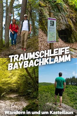 Traumschleife Baybachklamm | Saar-Hunsrück-Steig | Wandern Kastellaun | Premiumwanderweg Hunsrück 17