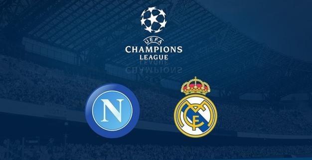 مباراة ريال مدريد ونابولي