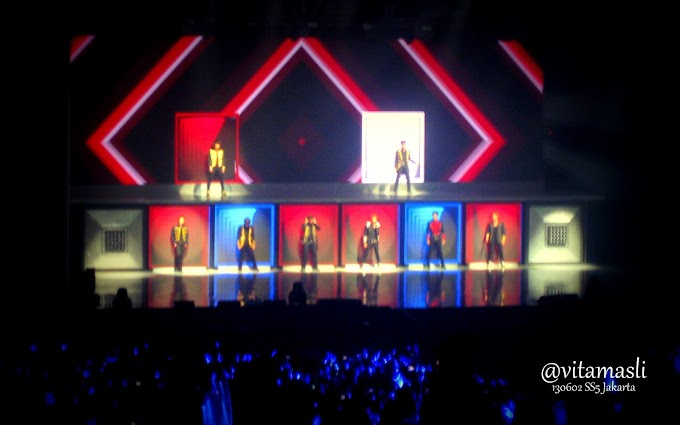 """Super Show 5 In Jakarta"", Super Junior World Tour For ELF Anniversary = Part 3"