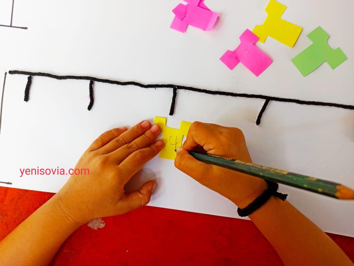 cara menyenangkan mengajarkan anak usia dini latihan menulis