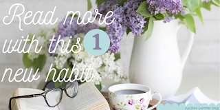Read more with this 1 new habit