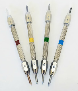 mineral hardness test pen