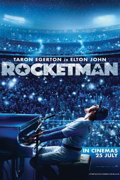 Review Filem Rocketman